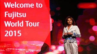Fujitsu World Tour 2015